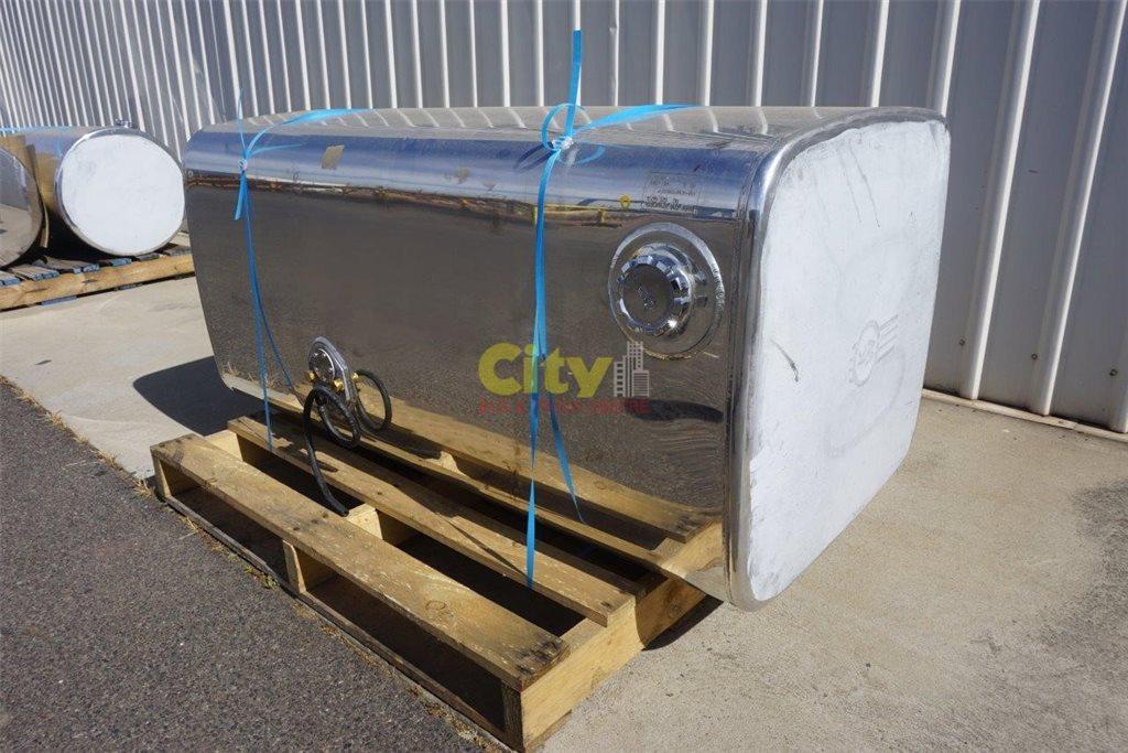 New Kenworth 650Ltr Polished Alloy Fuel Tank