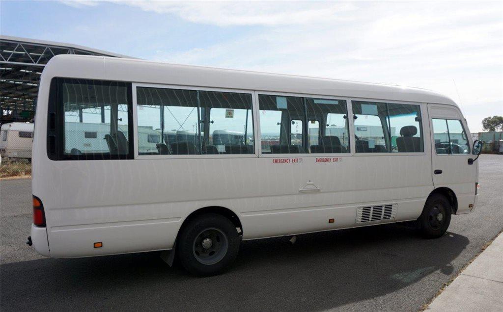1995 Toyota Coaster 22 Seater Bus