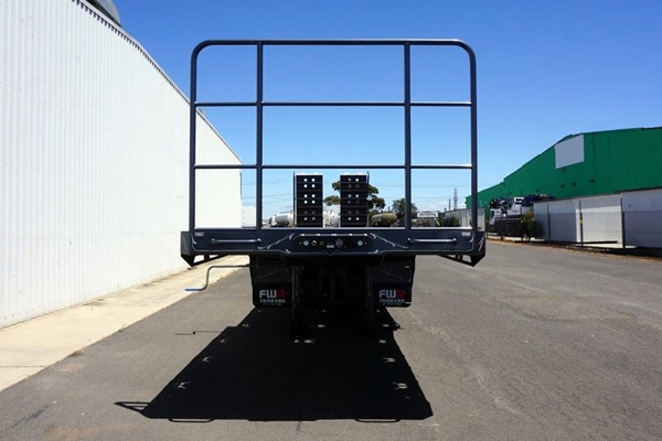 New FWR 3x4 Drop Deck Widener