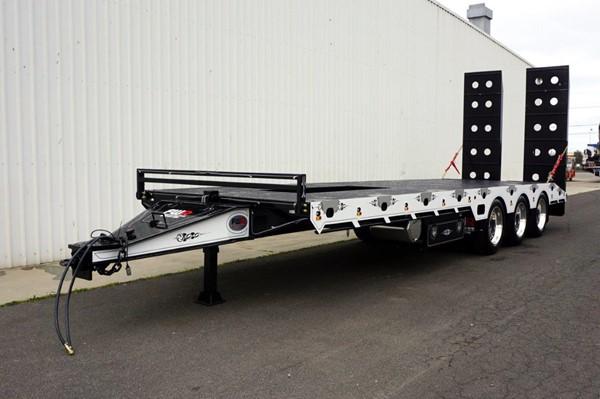 New FWR Tri-Axle ELITE Tag Trailer