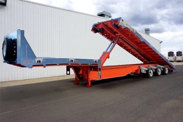 New FWR Tri-Axle Drop Deck Super Tilt