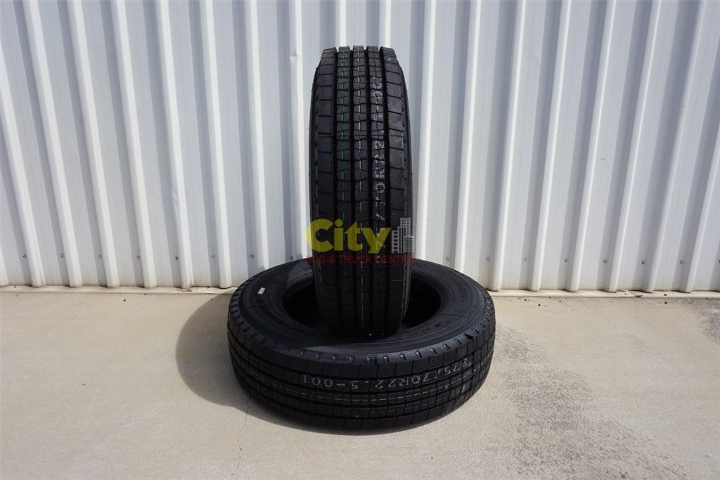 275/70R22.5 O'Green AG516 18Ply Cut & Chip Tyre