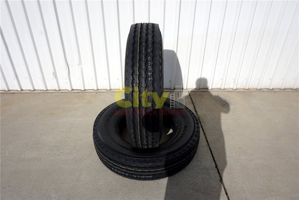 11R22.5 O'Green AG398S All Position 17mm Tread Depth Trailer Tyre
