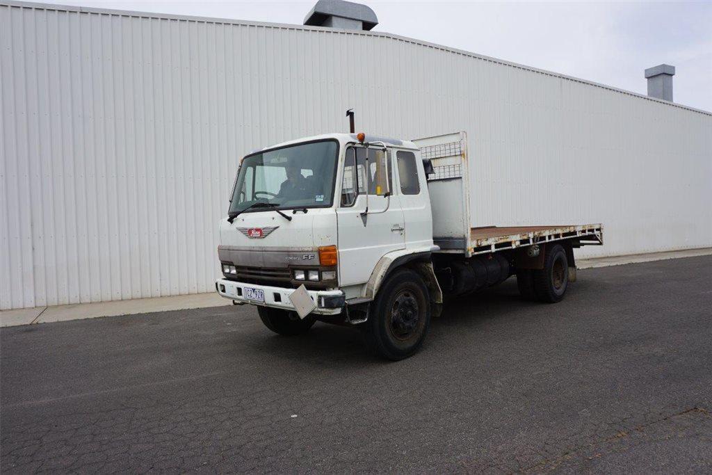1988 Hino FF 173 8 Ton Tray Truck