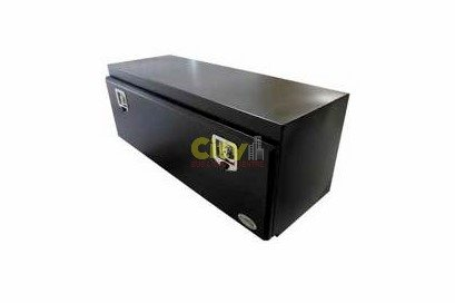 Red Flag Powdercoated Truck Recessed Lid Toolboxes