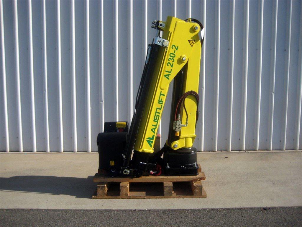 Austlift AL130-2 Micro Crane