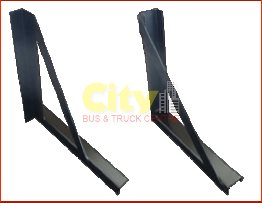 Red Flag Toolbox Chassis Mount 'L' Brackets