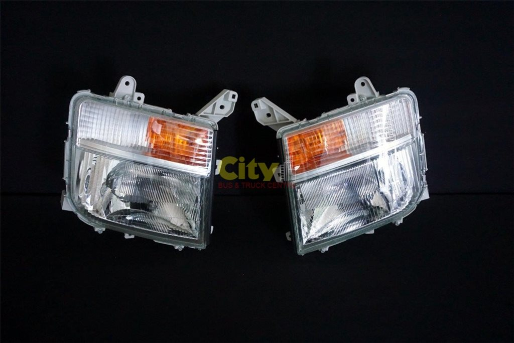 Mitsubishi Fighter Headlight Assy Suit 2008 Onwards