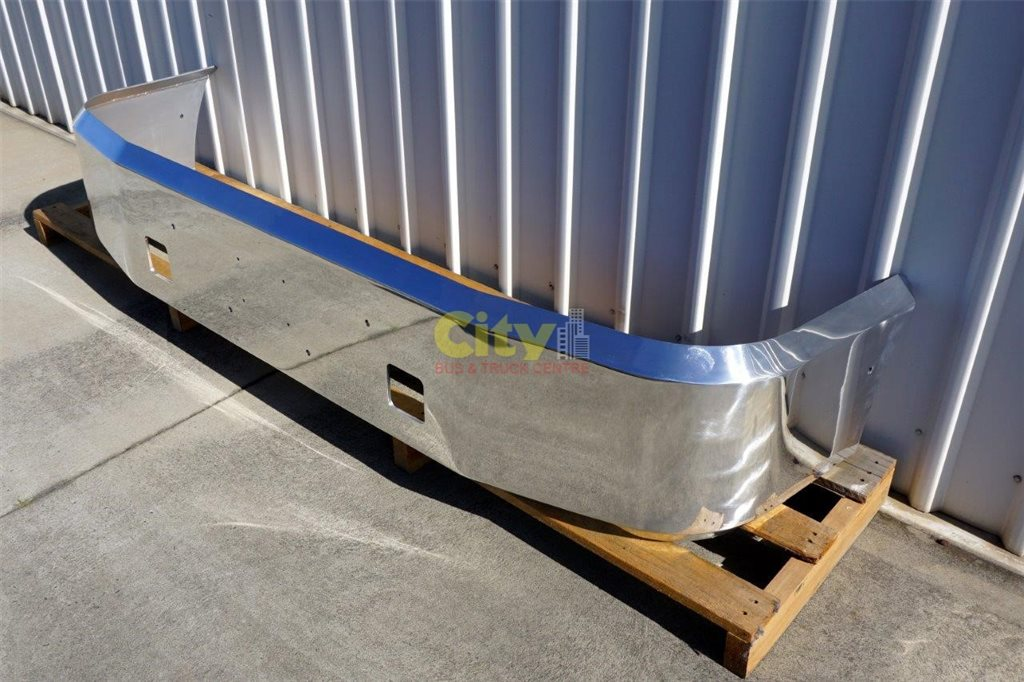 Kenworth T401 Polished Alloy Bumper Bar