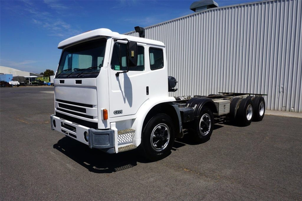 1997 International Acco 2350G Cab Chassis