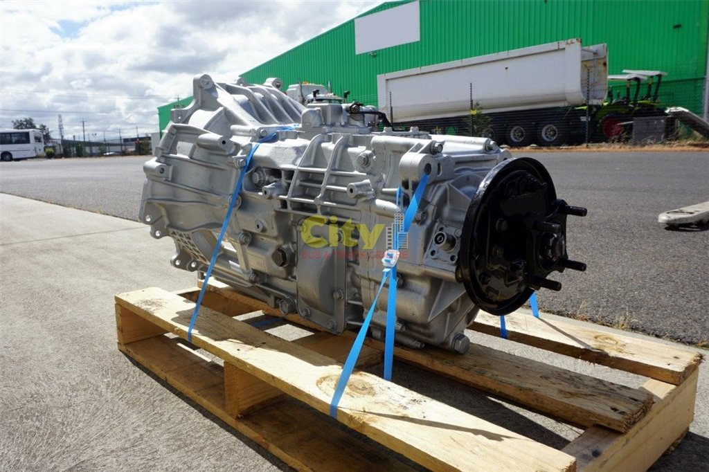 Mitsubishi Rosa Reconditioned 6 Speed Manual Gearboxes