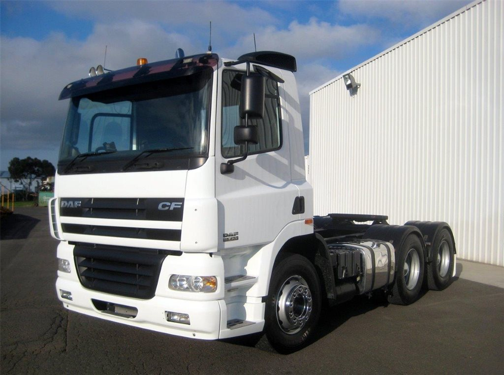 2007 DAF CF85 Day Cab Prime Mover