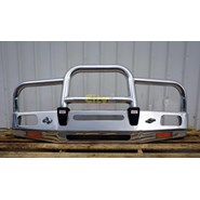 New Custom Alloy Mitsubishi Canter Alloy Bullbar