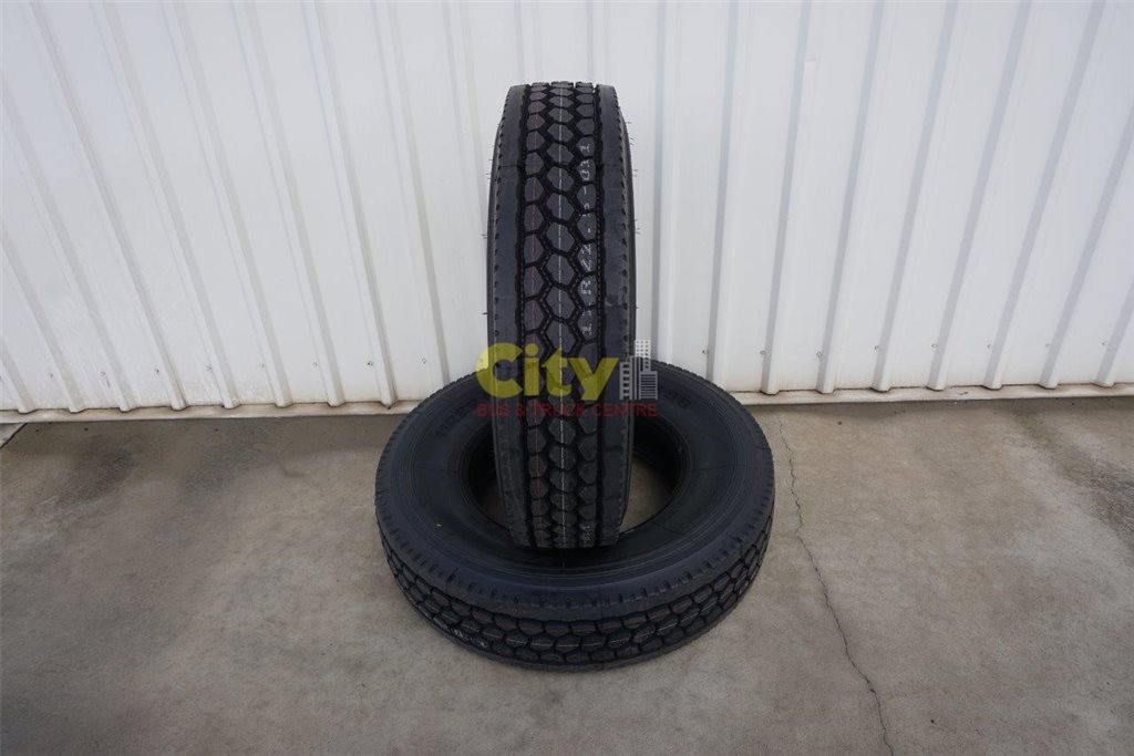 11R22.5 O'Green AG835 Deep Tread Drive Tyre
