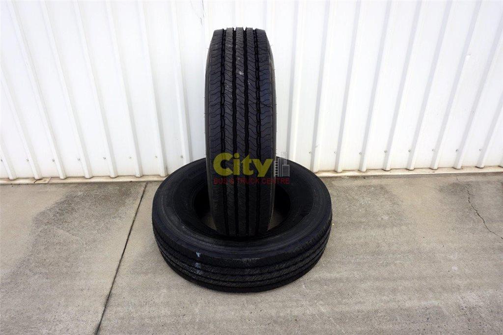 295/80R22.5 Michelin X Multi Steer Tyre