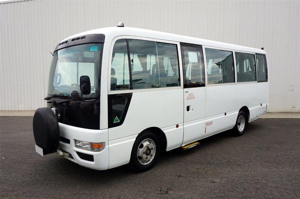 2000 Nissan Civilian 17 Seater / Wheelchair Bus