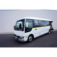 2013 Mitsubishi Rosa Deluxe 25 Seat - WRECK