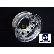10/335 Alcoa 9.00x22.5 Polished Drive Alloy