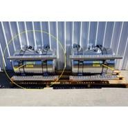Take Off 265Ltr Freightliner Hydraulic Oil Tank LH