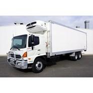 2011 Hino FL 2628 (6x2) 14 Pallet Freezer Van