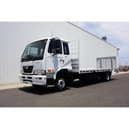 2010 Nissan UD MK6 Tray Truck