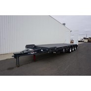 New FWR Tri-Axle Tag Trailer