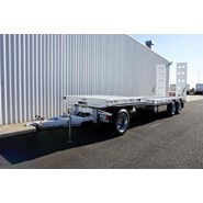 New FWR Tri-Axle Superdog Airbag Trailer