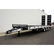 New FWR Tri-Axle ELITE Tag Trailer