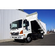 2010 Hino FC 1018 5 Tonne Factory Tipper