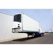 2015 Lucar 12 Pallet Tri-Axle 'A' Lead Freezer Van