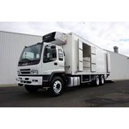 2007 Isuzu FVL1400 12 Pallet Refrigerated Truck