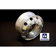 10/335 8.25x22.5 Alcoa Machined Alloy suit VOLVO only