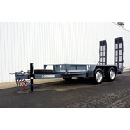 2015 Fleetweld Dual Axle Plant Trailer