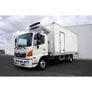 2016 Hino FC 1022 8 Pallet Freezer Truck