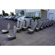 Mitsubishi Rosa Deluxe High Back Cloth Seats