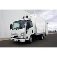 2016 Isuzu NLR 45 150 Freezer Truck