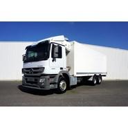 2012 Mercedes-Benz Actros 2644 Multi Temp 12 Pallet Freezer Van