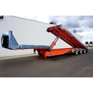 New FWR Tri-Axle Drop Deck Super Tilt