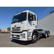 2017 UD Quon 26.420 (6x4) Automatic Prime Mover