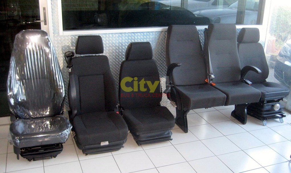 Full Range of Seats - Air & Mechanical Suit All Makes