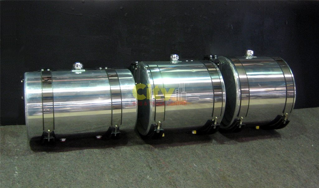 Polished Hydraulic Oil Tanks